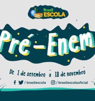 Site Brasil Escola cria aulão de Pré-Enem com conteúdos on-line