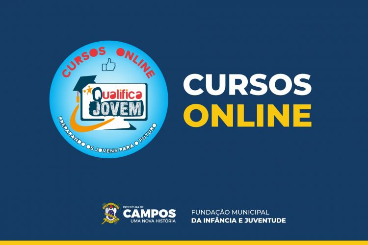Abertas inscrições com 360 vagas em cursos gratuitos oferecidas na cidade de Campos (RJ)