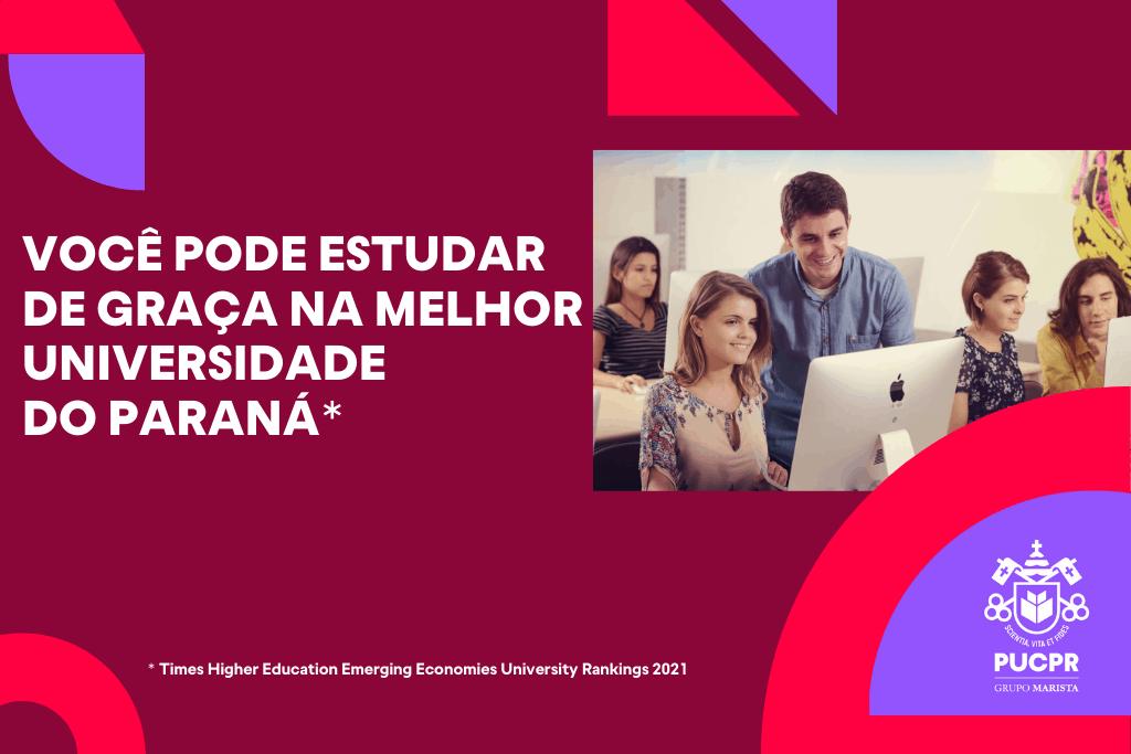 Universidade em Curitiba libera transferências no PROUNI; saiba como fazer