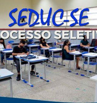 SEDUC-SE lança concurso público com 1,8 mil vagas de emprego