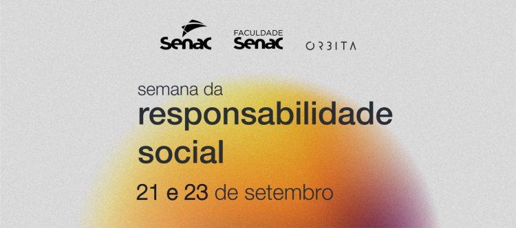 SENAC-RJ promove semana de palestras sobre o mercado de trabalho