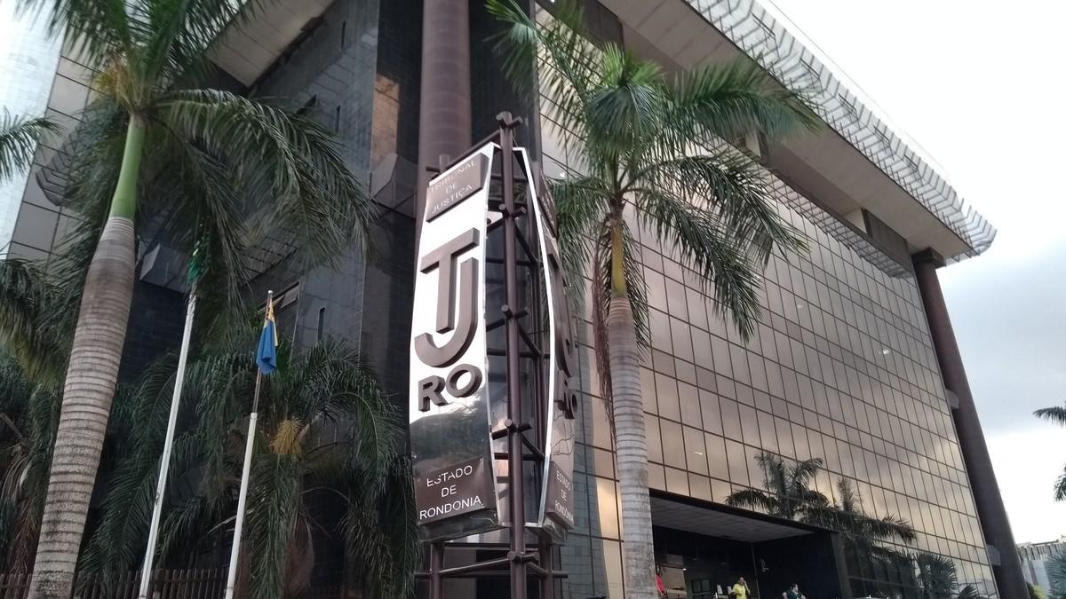 Concurso do TJ-RO tem 43 vagas de emprego e salário de R$ 8 mil (Foto: Rede Amazônica)
