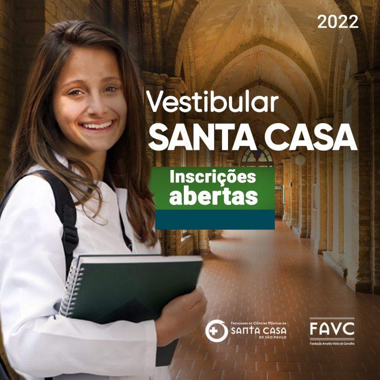 Faculdade da Santa Casa de SP distribuí bolsas de estudos integrais em 5 cursos