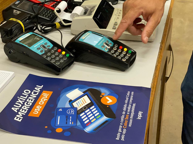 Cartão de débito virtual pode ser gerado no CAIXA Tem e usado presencialmente