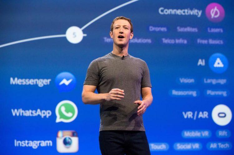 Mark Zuckerberg perdeu bilhões após a paralisação do Facebook