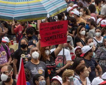 Reforma da Previdência avança em São Paulo e gera protestos na capital