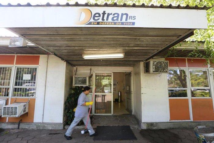 Nova paralisação do Detran-RS prejudica candidatos às provas de direção