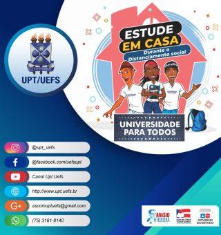 UEFS anuncia oferecimento de
