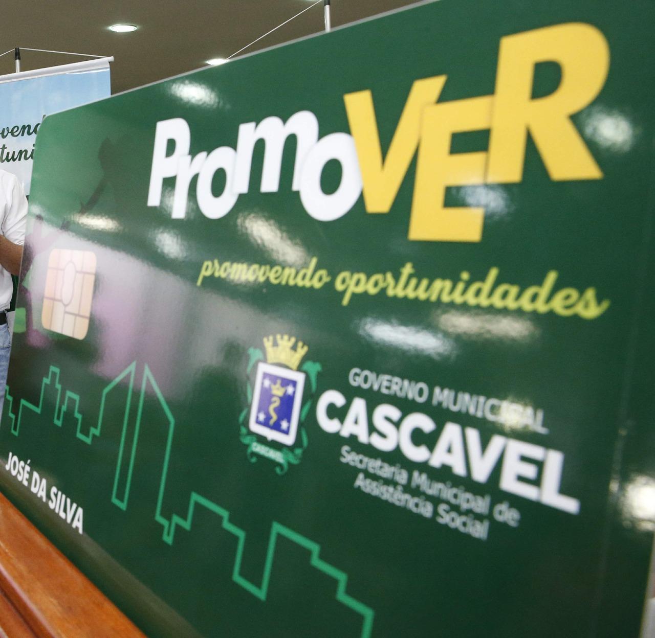 Cascavel anuncia auxílio de R$ 300 para famílias de baixa renda a partir de novembro