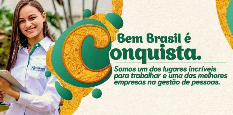 Bem Brasil Alimentos anuncia 300 vagas de emprego para nova fábrica