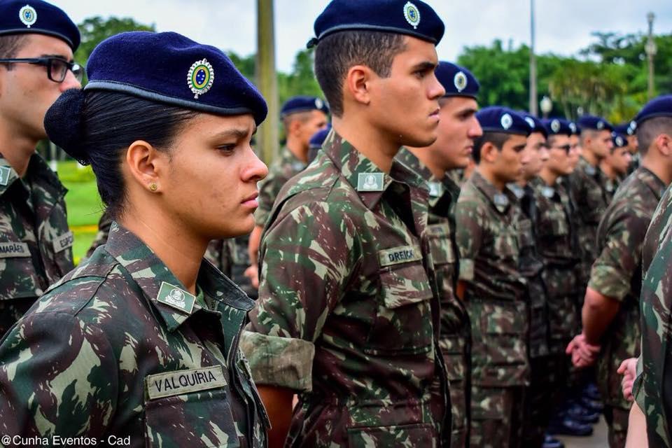 Concurso do Exército aplica prova no domingo (3) para 126 mil inscritos