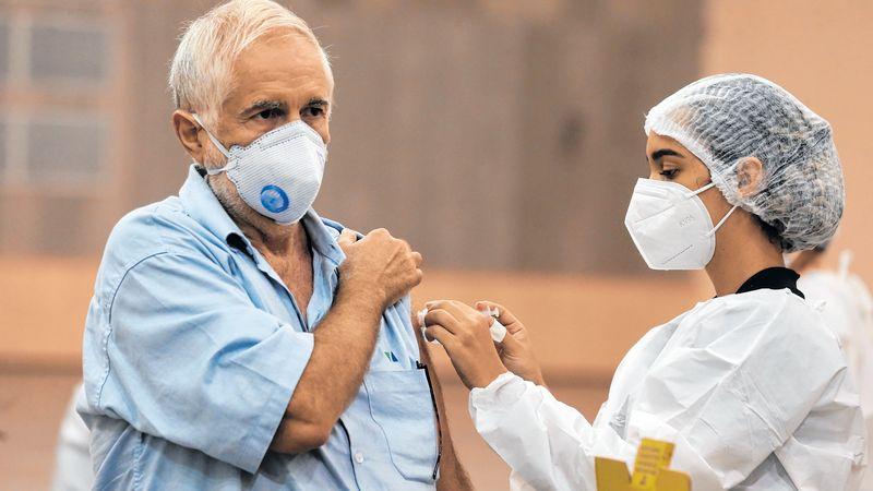 São Paulo começa nova fase da vacinação contra COVID-19 nesta segunda (4)