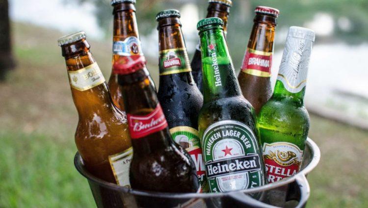 Novo valor das cervejas da Ambev passa a ser aplicado a partir desse mês