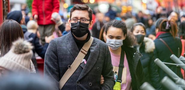 Uso de máscara pode deixar de ser obrigatório em São Paulo e no Rio de Janeiro
