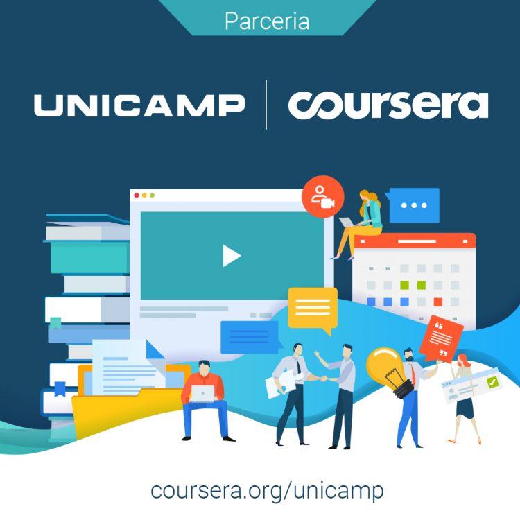 Unicamp anuncia liberação de oito cursos de qualificação grátis e online