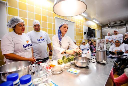 SENAC faz parceria com a Prefeitura de João Pessoa para cursos de gastronomia