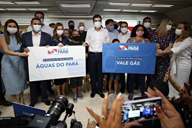 Prorrogado! Vale gás de R$ 100 será pago até esta sexta-feira (8) no Pará