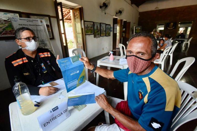 Quem são os ambulantes com direito a receber o auxílio alimentação em Pernambuco